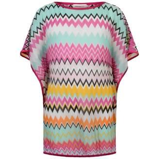 Missoni MissoniGirls Pink Multi-Coloured Kaftan