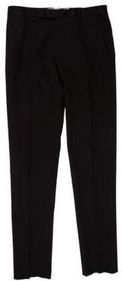 Maison Margiela Woven Slim Dress Pants