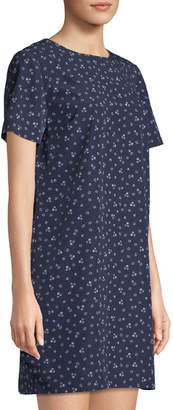 MICHAEL Michael Kors Floral-Dotted Shirtdress