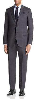 Emporio Armani Tonal Check Regular Fit Suit