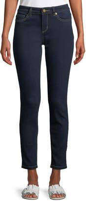 MICHAEL Michael Kors Mid-Rise Skinny Jeans, Indigo