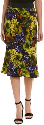 Dolce & Gabbana Silk-Lined Pencil Skirt