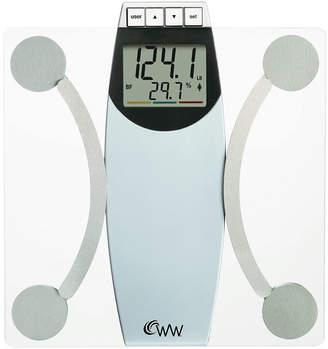 Weight Watchers WW67T Glass Scale, Body Analysis Bedding