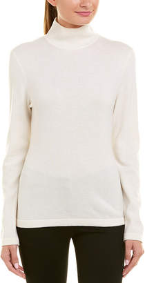 Escada Wool, Silk, & Cashmere-Blend Sweater