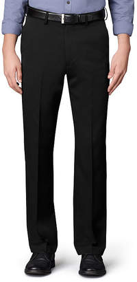 Van Heusen Men's No-Iron Extender Flat-Front Pants-Big & Tall