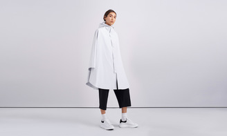 Element The Arrivals x Snarkitecture LMTD Poncho $345 thestylecure.com