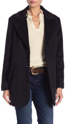 Lucky Brand Notch Lapel Coat
