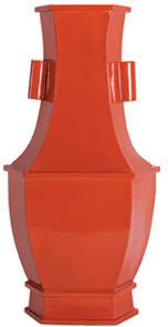 Persimmon Vase