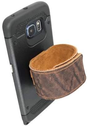 Co New Age Nerds NewAgeNerds WristMC - Brown (Phone on wrist, Arm band, Wrist holster, Watch band, Smart watch)