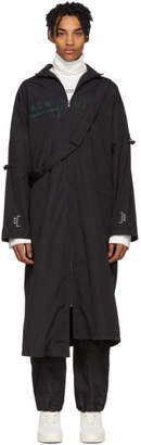 A-Cold-Wall* Black National Gallery Coat