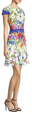 Milly Karissa Floral Dress