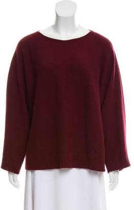 The Row Cashmere Oversize Sweater