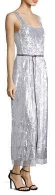 Marc Jacobs Sequin Column Dress
