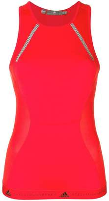adidas by Stella McCartney fitted running tank top
