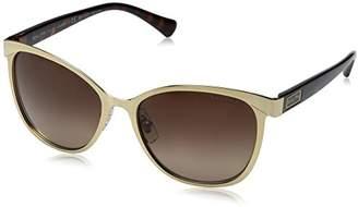 Ralph Lauren Ralph by Women's 0ra4118 Polarized Square Sunglasses