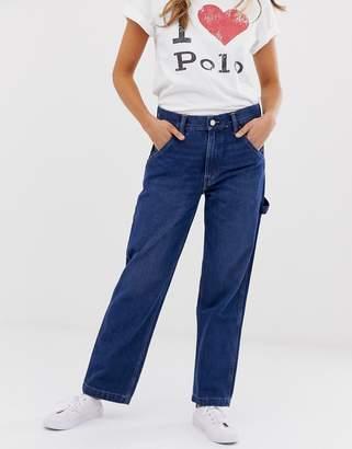 Polo Ralph Lauren Polo Sports flag logo utility jeans