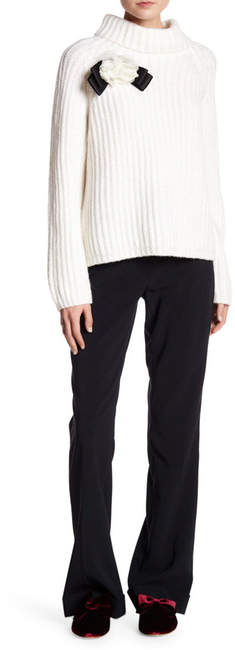 kate spade new york High Waisted Trouser