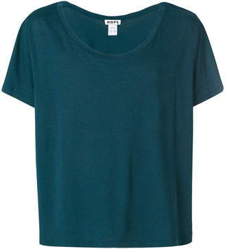Hope round neck loose fit T-shirt
