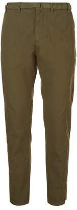 N°21 Tapered Cotton Trousers