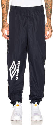 Vetements x Umbro Track Pants