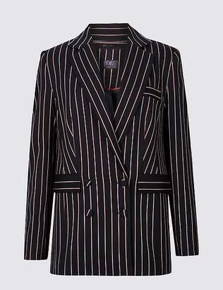 Marks and Spencer Contrast Stripe Blazer