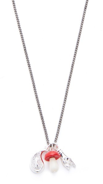 Paul Smith Paul Smith Charm Necklace