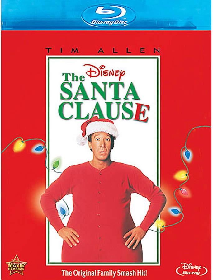 Disney The Santa Clause Blu-ray