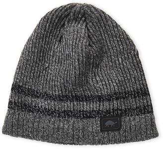 Turtle Fur Charcoal Grey Knit Hat