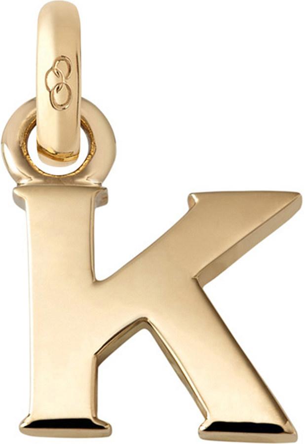 Links Of LondonLinks of London Alphabet K 18ct yellow gold charm