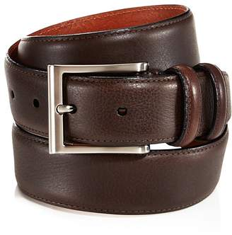 Trafalgar Corvino Double-Keeper Leather Belt