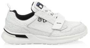 Prada WRK Chunky Leather Dad Sneakers