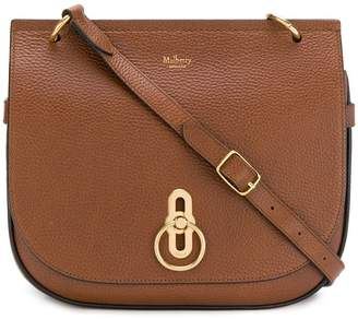 Mulberry pebbled twist-lock handbag