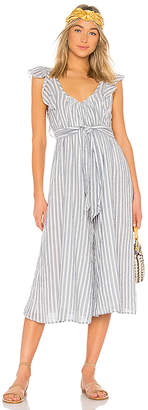 Apiece Apart Highland Wide Leg Jumpsuit