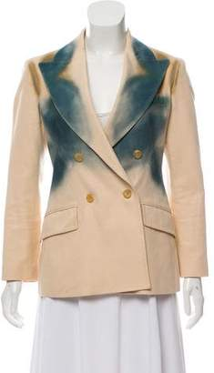 Issey Miyake Casual Button-Up Blazer