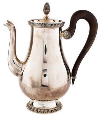 Christofle 4-Piece Malmaison Tea & Coffee Set