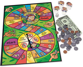 Learning Resources Inc Money Bags Board Game
