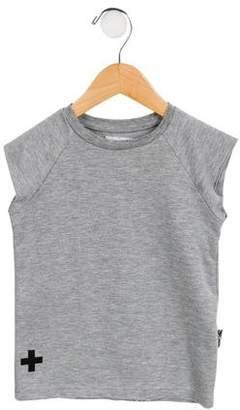 Nununu Boys' Distressed Sleeveless Shirt