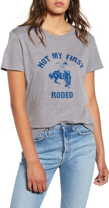 Sub Urban Riot Sub_Urban Riot Not My First Rodeo Graphic Tee