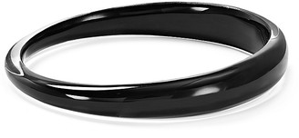 Alexis Bittar Lucite Tapered Bangle $85 thestylecure.com