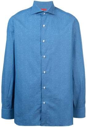 Isaia longsleeved shirt