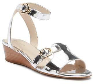 Cole Haan Terrin Ankle Strap Wedge Sandal