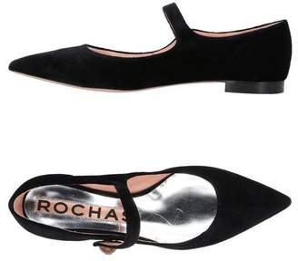 Rochas (ロシャス) - ロシャス バレエシューズ