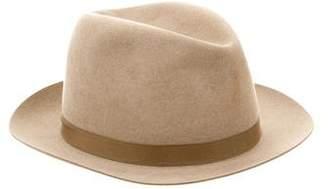 Hermes Felt Fedora Hat