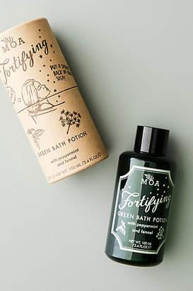 Moa Fotifying Green Bath Potion