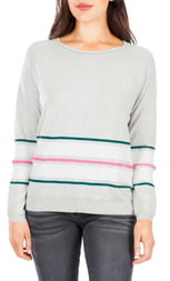 KUT from the Kloth Lara Stripe Detail Sweater