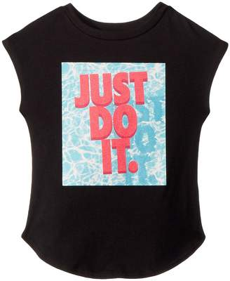 Nike JDI Pool Modern Short Sleeve Tee Girl's T Shirt