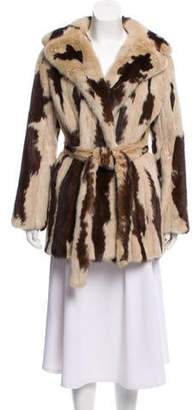 Ben Kahn Mink Fur Coat