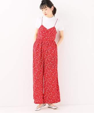 Spick and Span (スピック アンド スパン) - Spick and Span 【Madewell】ROUCHED BODICE WIDE LEG JUMPSUI
