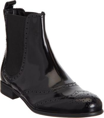 Dolce & Gabbana Brogue Chelsea Boot