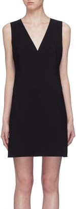 Theory 'Easy' V-neck shift dress